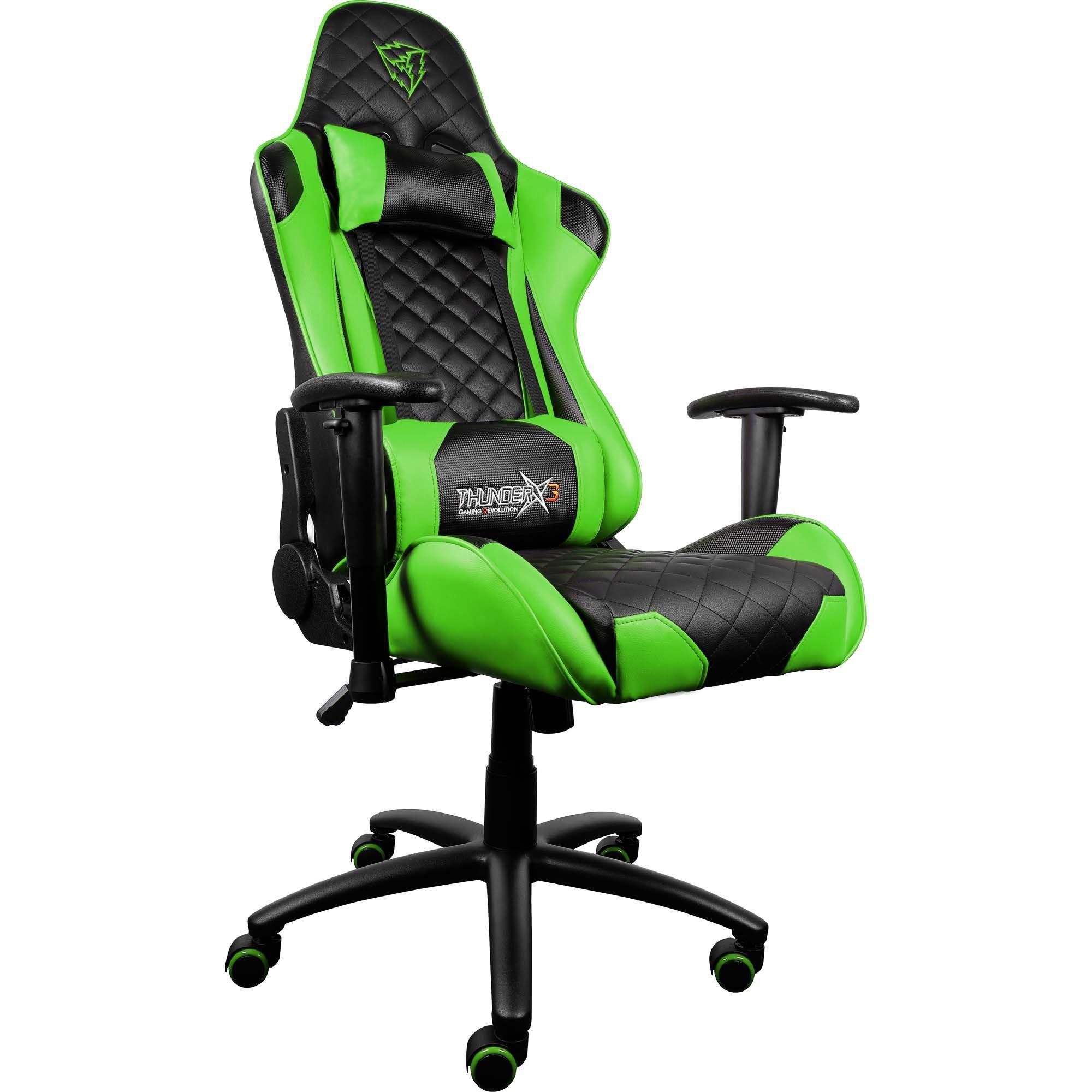 cadeira gamer rapido preta verde thunderx3 profissional tgc12 43832 2000 191587 1