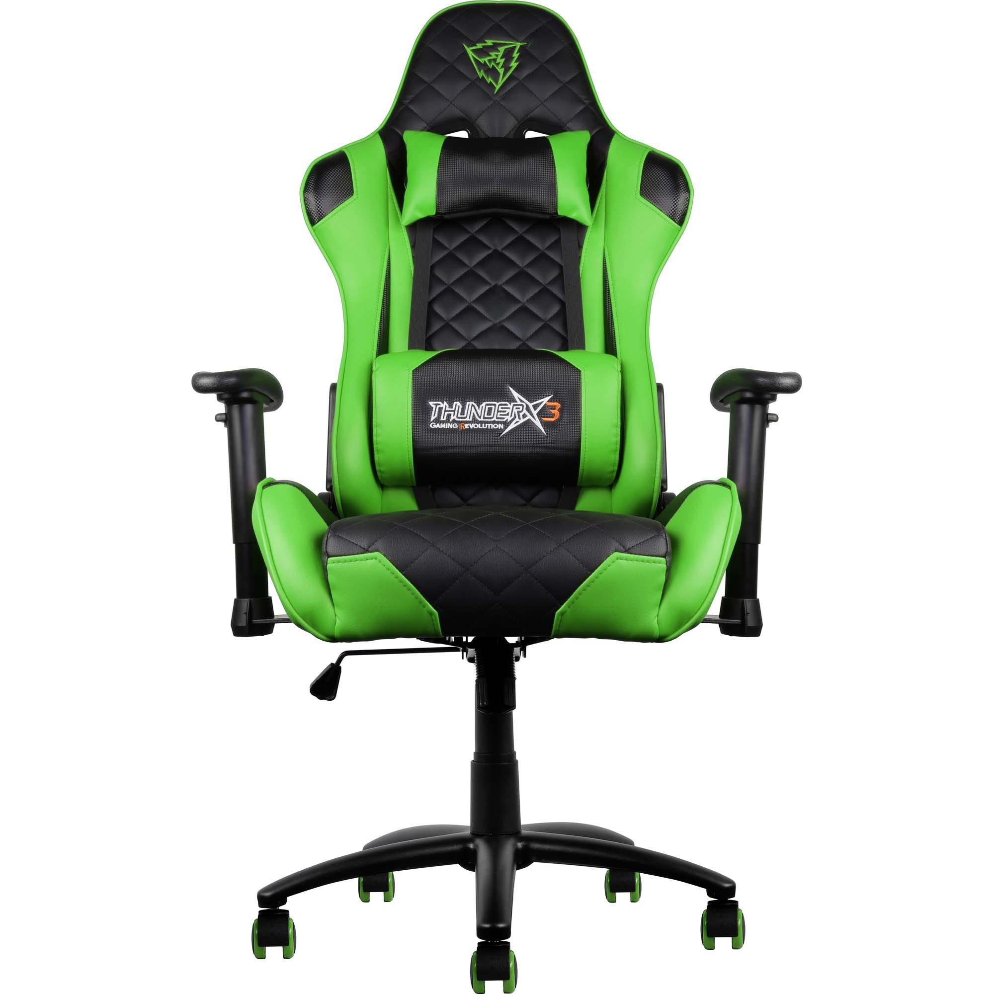 cadeira gamer rapido preta verde thunderx3 profissional tgc12 43832 2000 191588 1