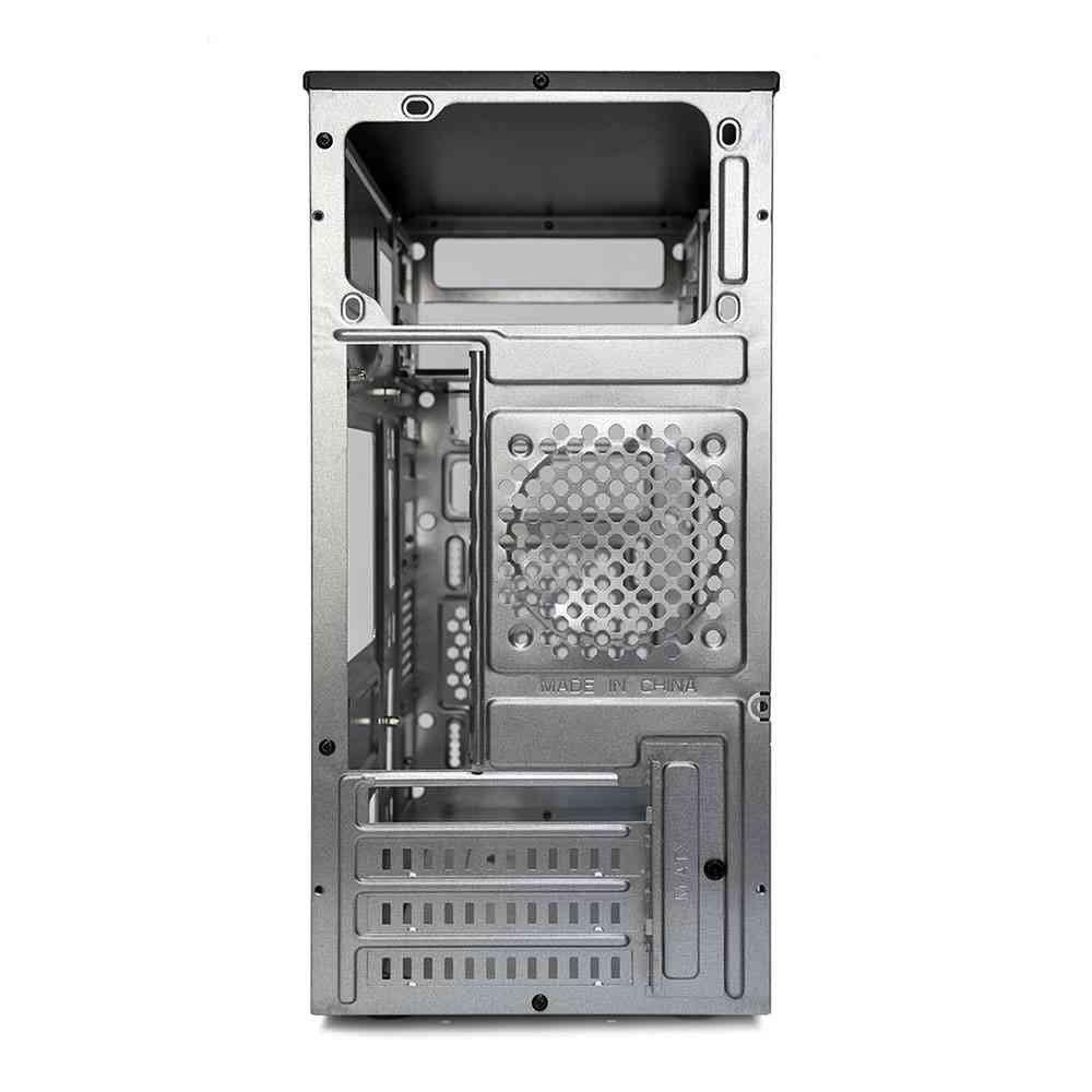 gabinete micro atx mt 23v2bk com fonte ps 200w c3tech s cabo 50383 2000 201788 1