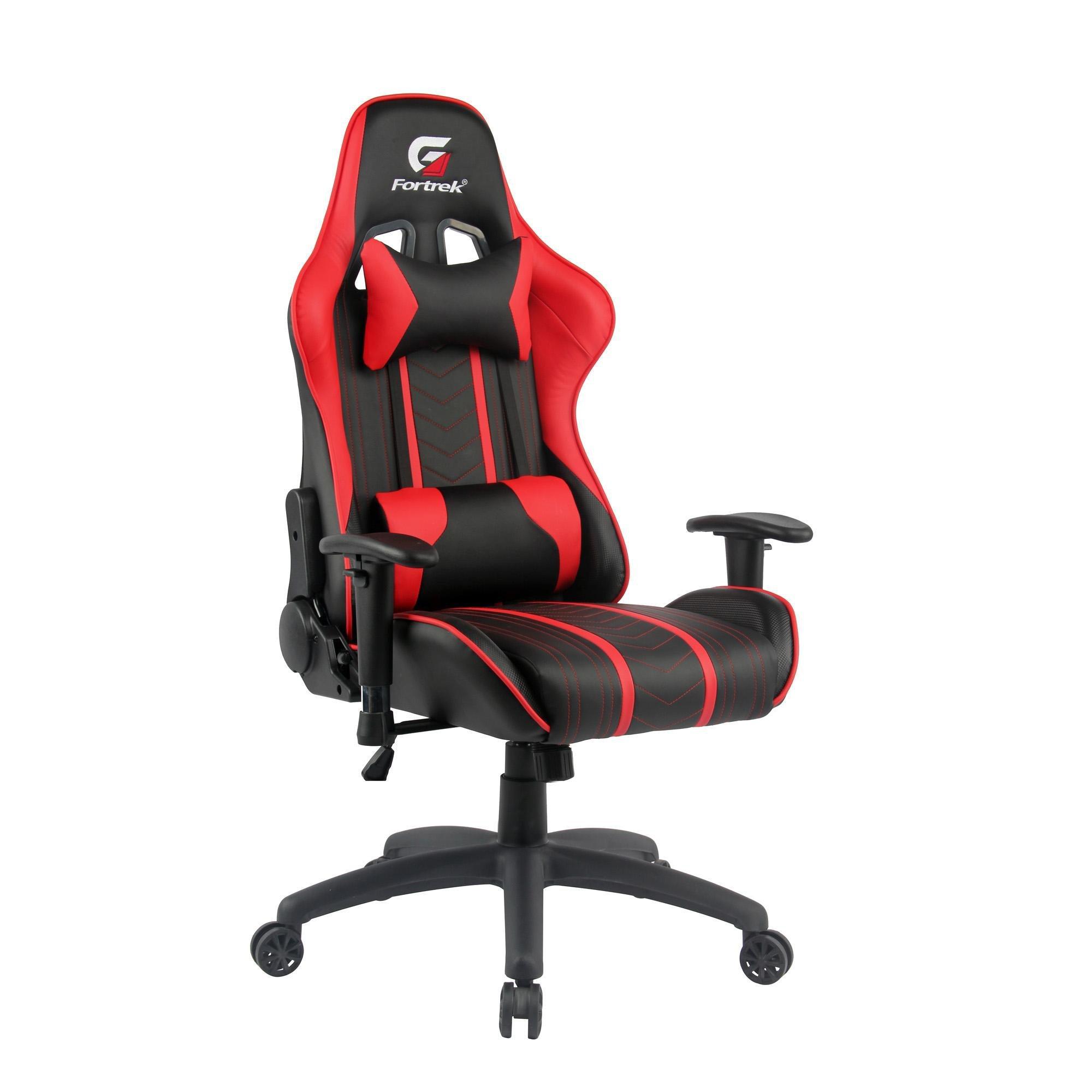 cadeira gamer resultados preta vermelha fortrek black hawk 49881 2000 201060 1