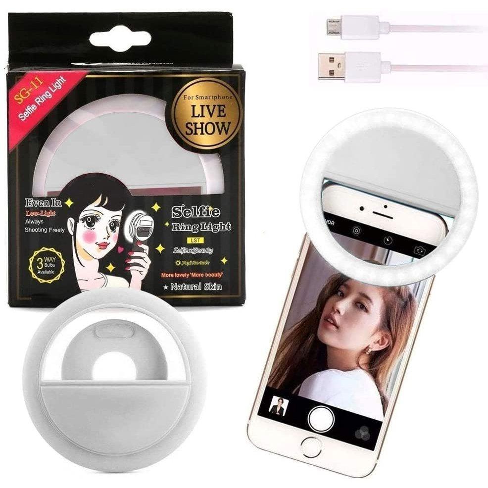clipe anel luz para selfie ring light flash celular universal 50156 2000 201742 1