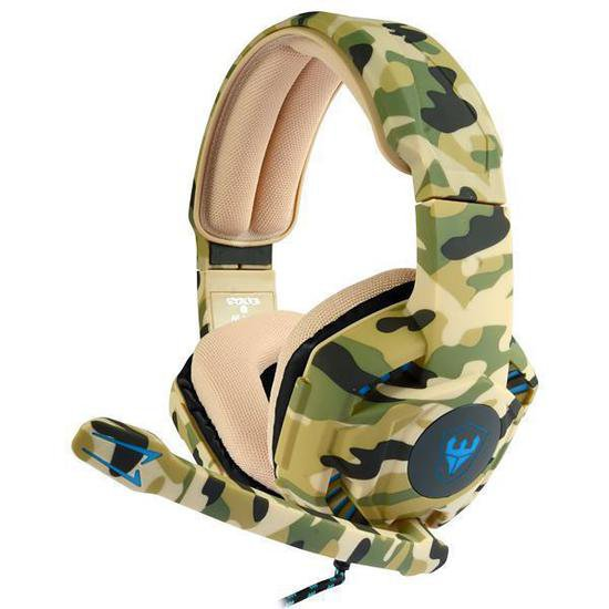 fone de ouvido com microfone gamer p2 satellite ae 368 camuflado 50660 2000 202203 1