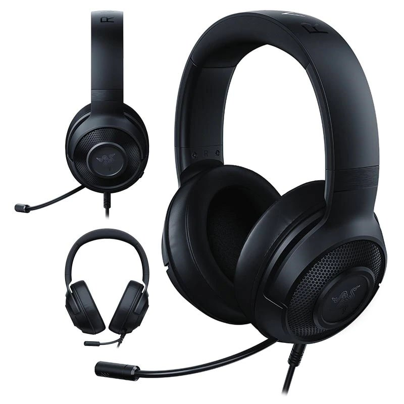fone de ouvido com microfone gamer razer kraken x lite 71 usb 50657 2000 202195 1