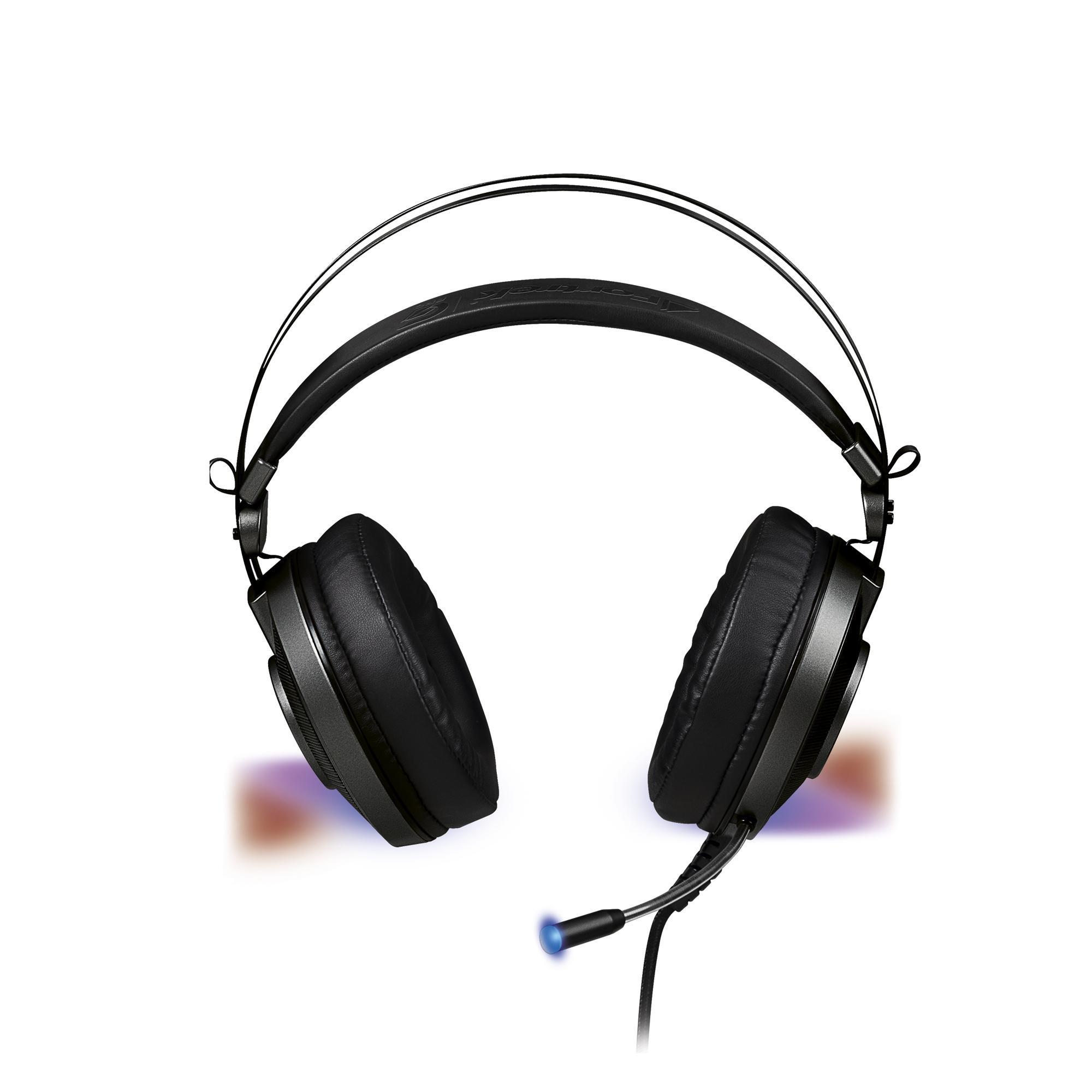 fone de ouvido disponivel somente aqui fortrek h3 cinza rgb g pro headset gamer com microfone 47318 2000 197239 1