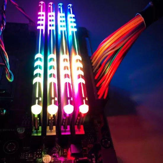 memoria ddr4 16gb pc3200 rgb best memory 50710 2000 202283