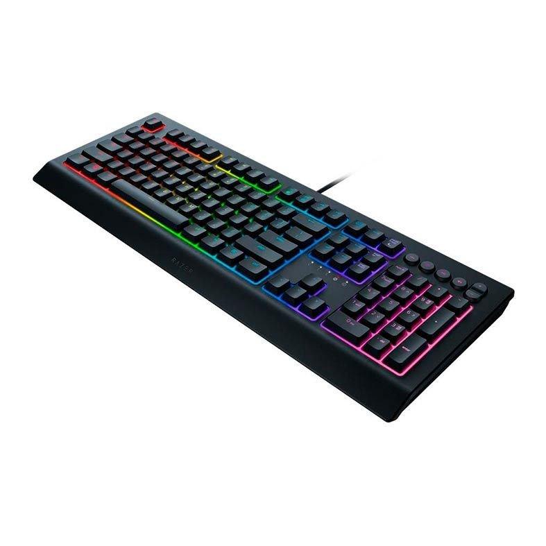 teclado gamer usb razer cynosa v2 chroma rz03 multicor 50667 2000 203360
