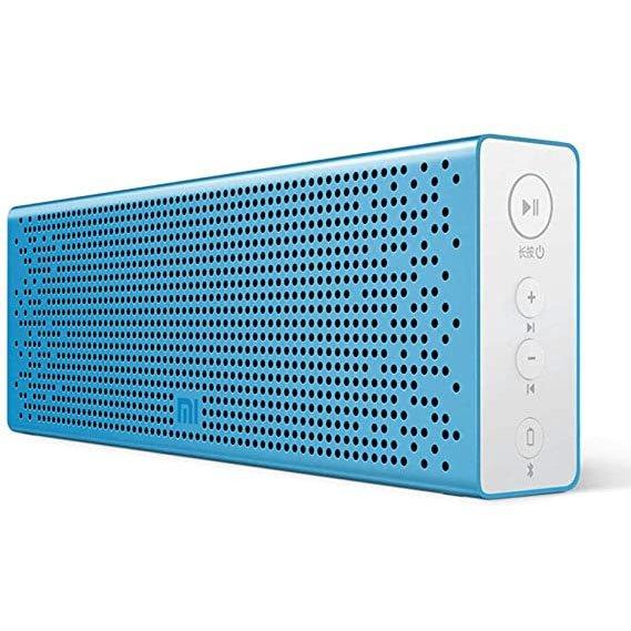 caixa de som bluetooth xiaomi mdz 26 db blue 50838 2000 202665