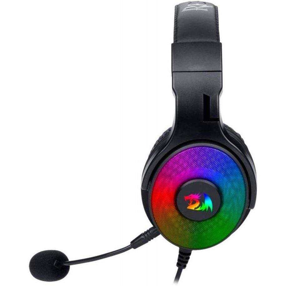 fone de ouvido com microfone gamer redragon usb pandora gaming 50810 2000 202519 2