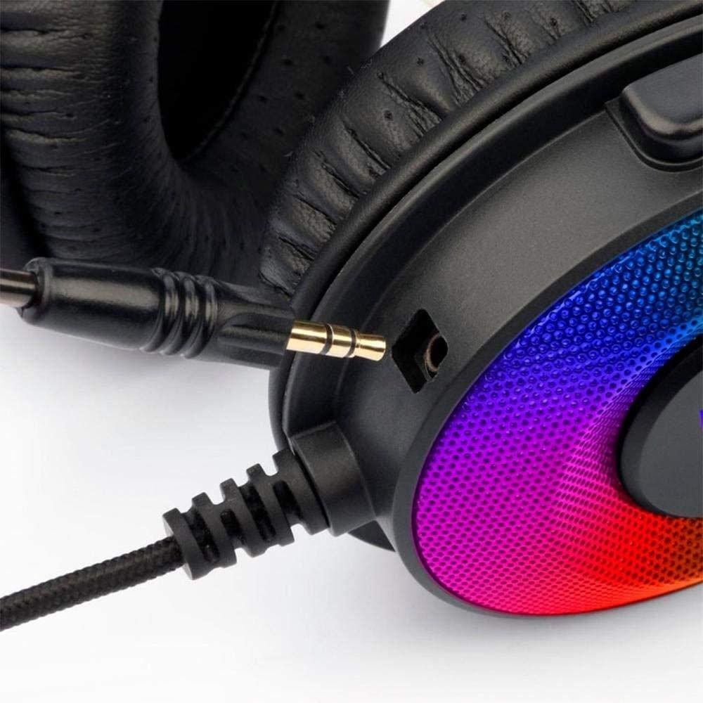 fone de ouvido com microfone gamer redragon usb pandora gaming 50810 2000 202522 2