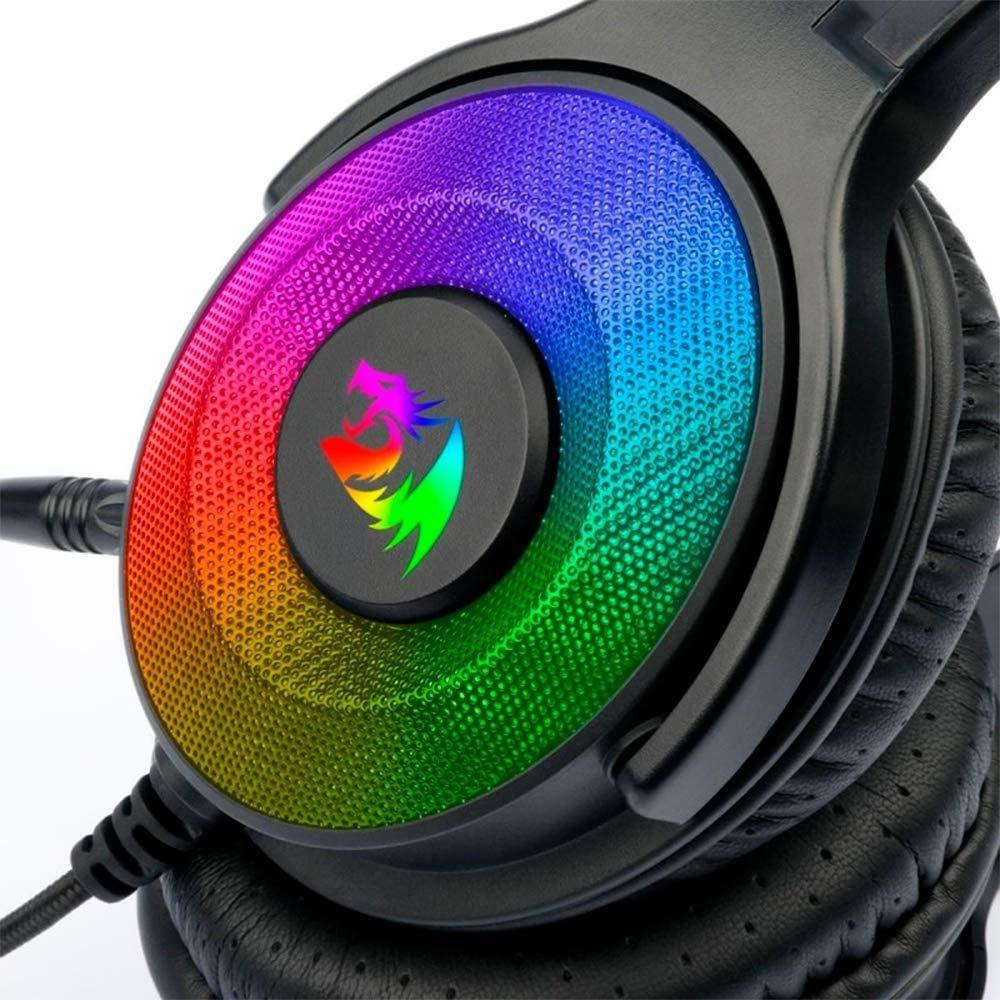 fone de ouvido com microfone gamer redragon usb pandora gaming 50810 2000 202524 2