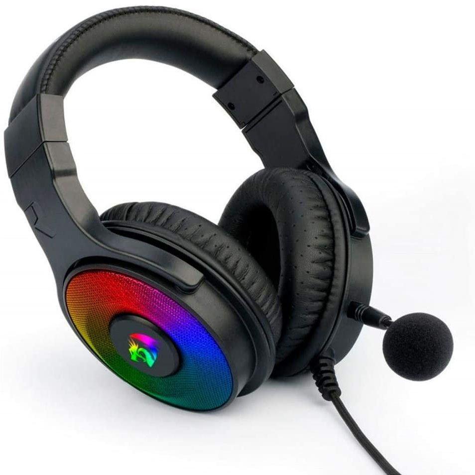 fone de ouvido com microfone gamer redragon usb pandora gaming 50810 2000 202525 2