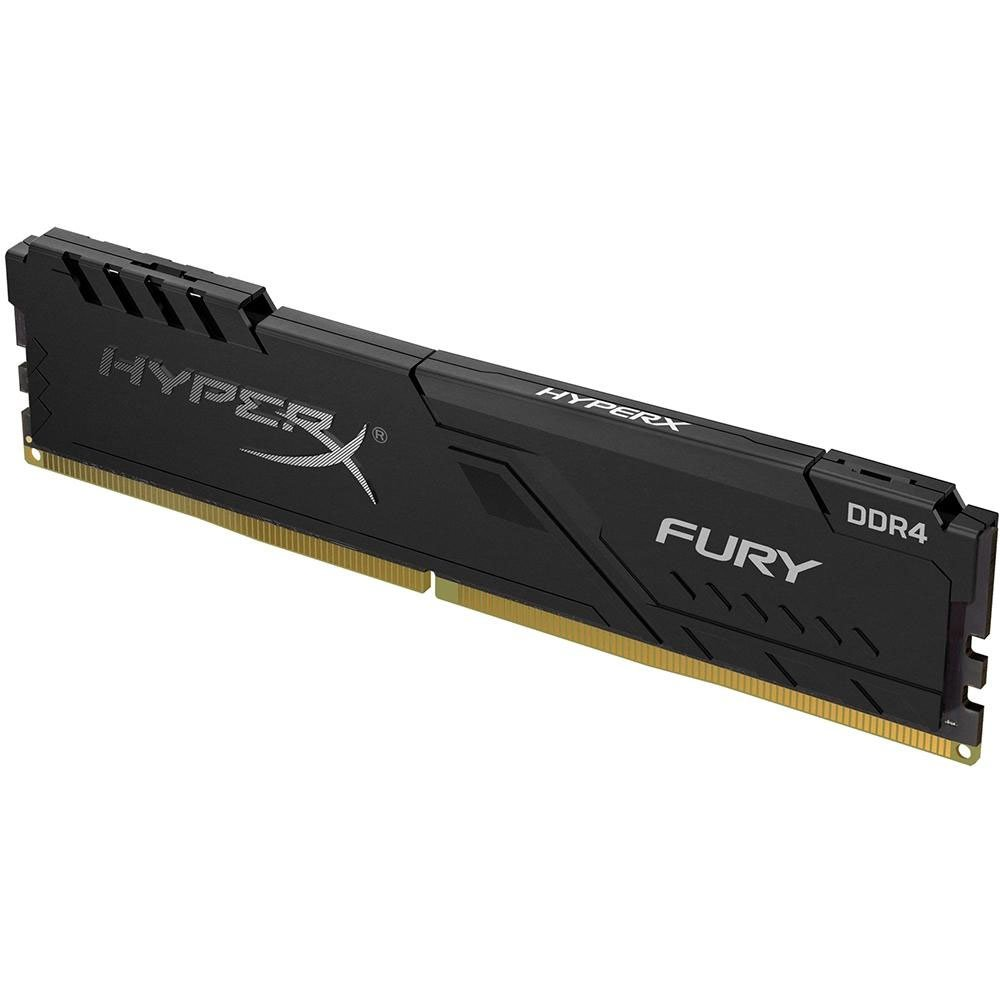 memoria ddr4 8gb pc2666 kingston hyperx black fury 50734 2000 202642 3
