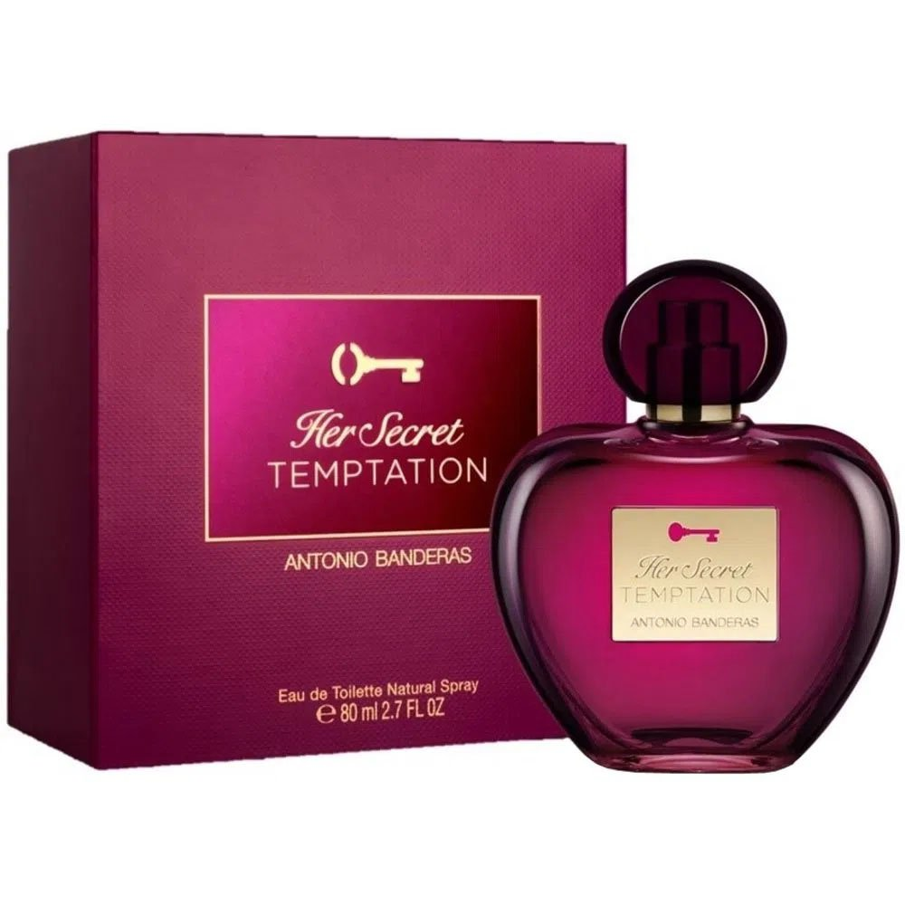 perfume antonio banderas her secret temptation feminino edt 80 ml 50743 2000 202347 4