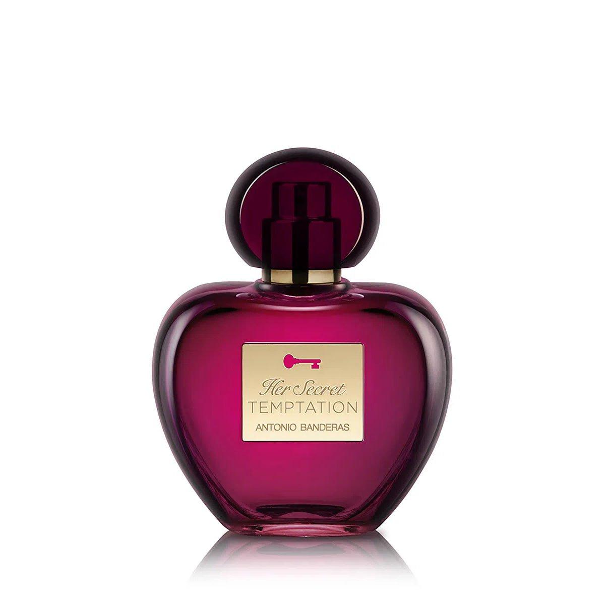 perfume antonio banderas her secret temptation feminino edt 80 ml 50743 2000 202348 5
