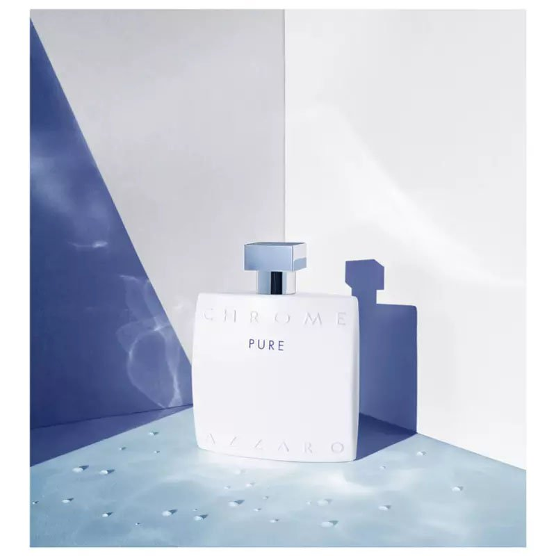 perfume azzaro chrome pure masculino edt 100 ml 50800 2000 202401 3