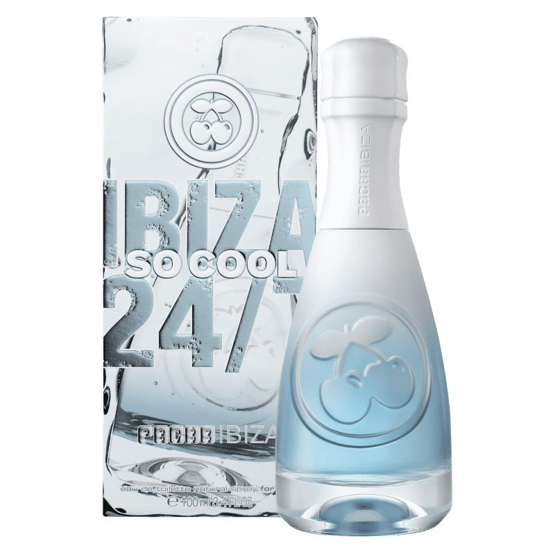 perfume ibiza 24 7 so cool for him pacha masculino edt 100 ml 50790 2000 202407 2
