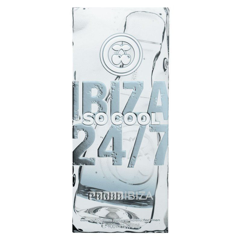 perfume ibiza 24 7 so cool for him pacha masculino edt 100 ml 50790 2000 202409 2