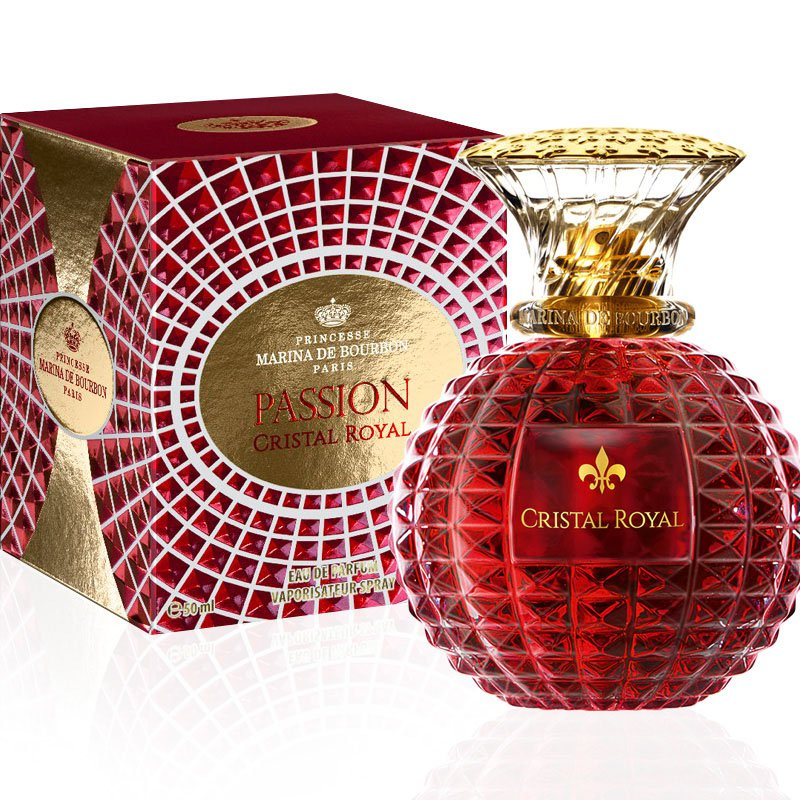 perfume marina de bourbon passion cristal royal feminino edp 100 ml 50742 2000 202341 3