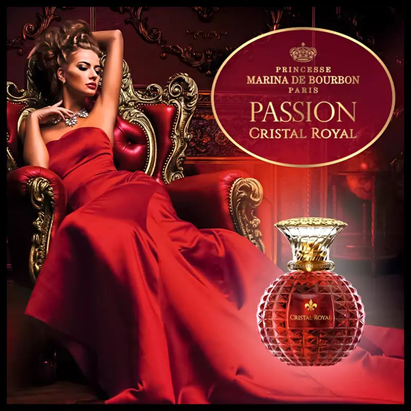 perfume marina de bourbon passion cristal royal feminino edp 100 ml 50742 2000 202343 4
