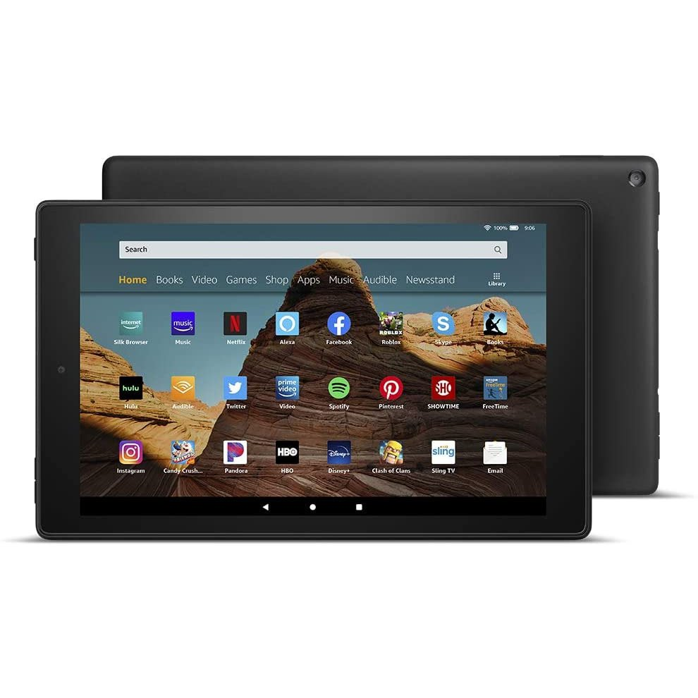 tablet amazon fire 32gb 101 polegadas preto 50852 2000 202604 1
