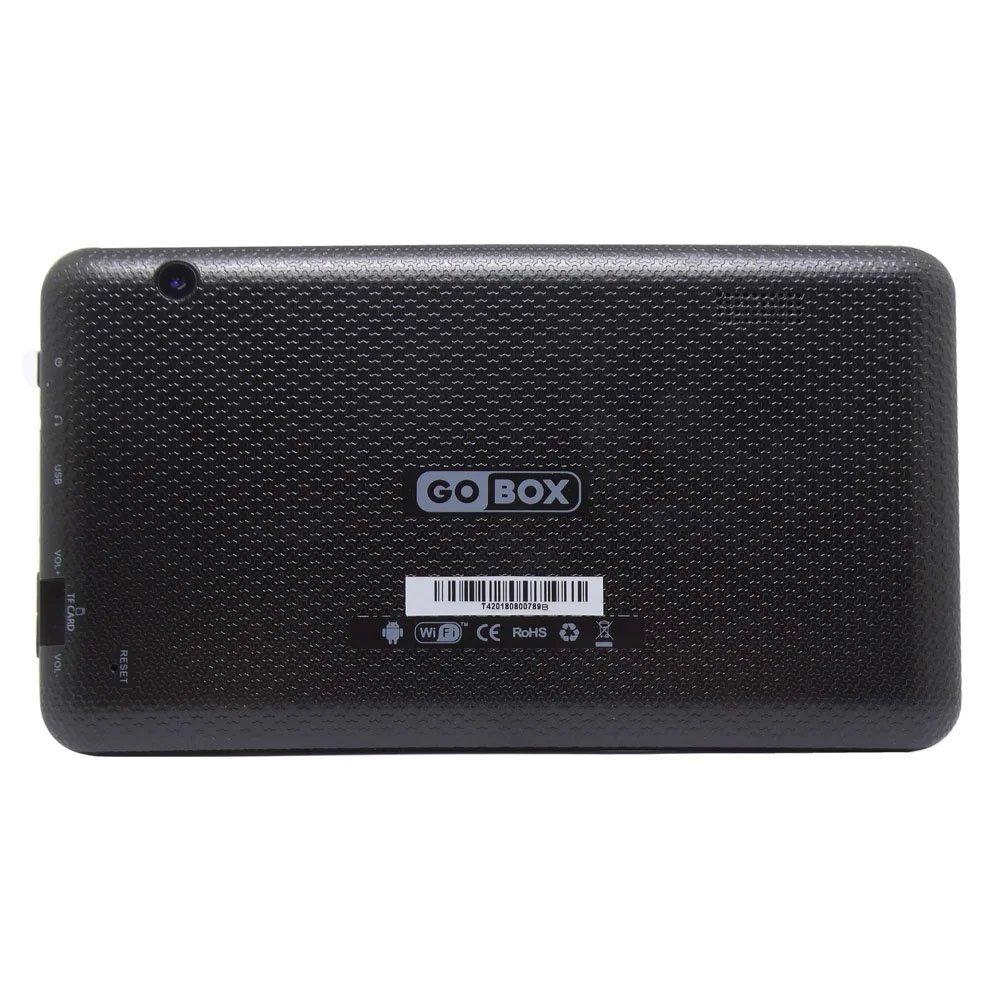 tablet gobox t4 quadcore 1gb 8gb 8 polegadas preto 50820 2000 202532 1