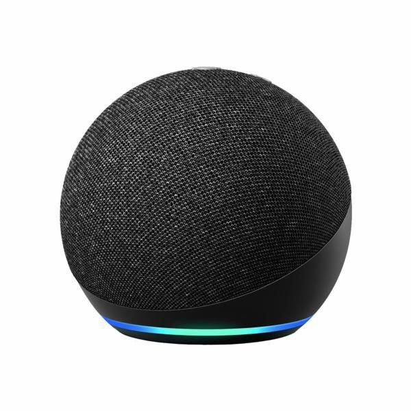 caixa de som bluetooth alexa amazon echo dot smart chacoal preta 50952 2000 202842