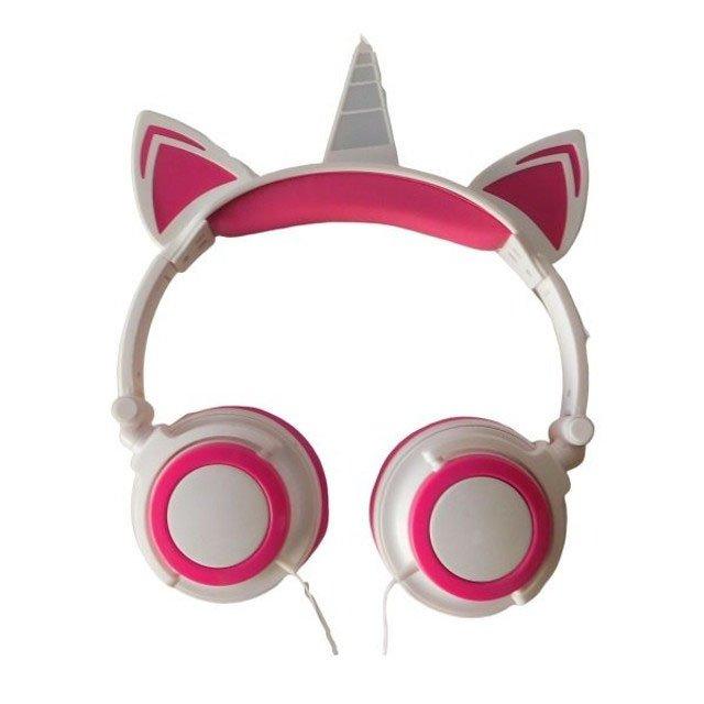 fone de ouvido unicornio led fon 8524 inova 50925 2000 202789