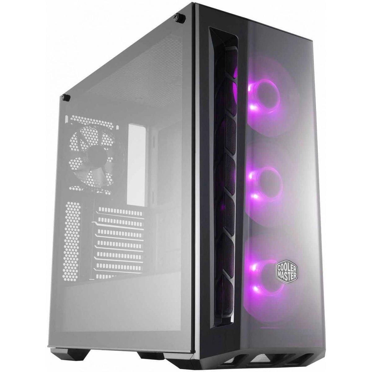gabinete gamer cooler master masterbox mb520 argb 50946 2000 202809