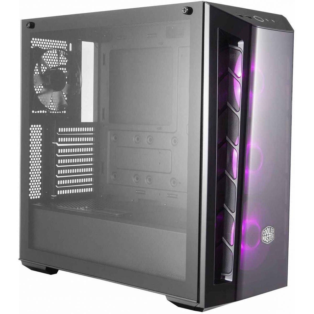 gabinete gamer cooler master masterbox mb520 argb 50946 2000 202812