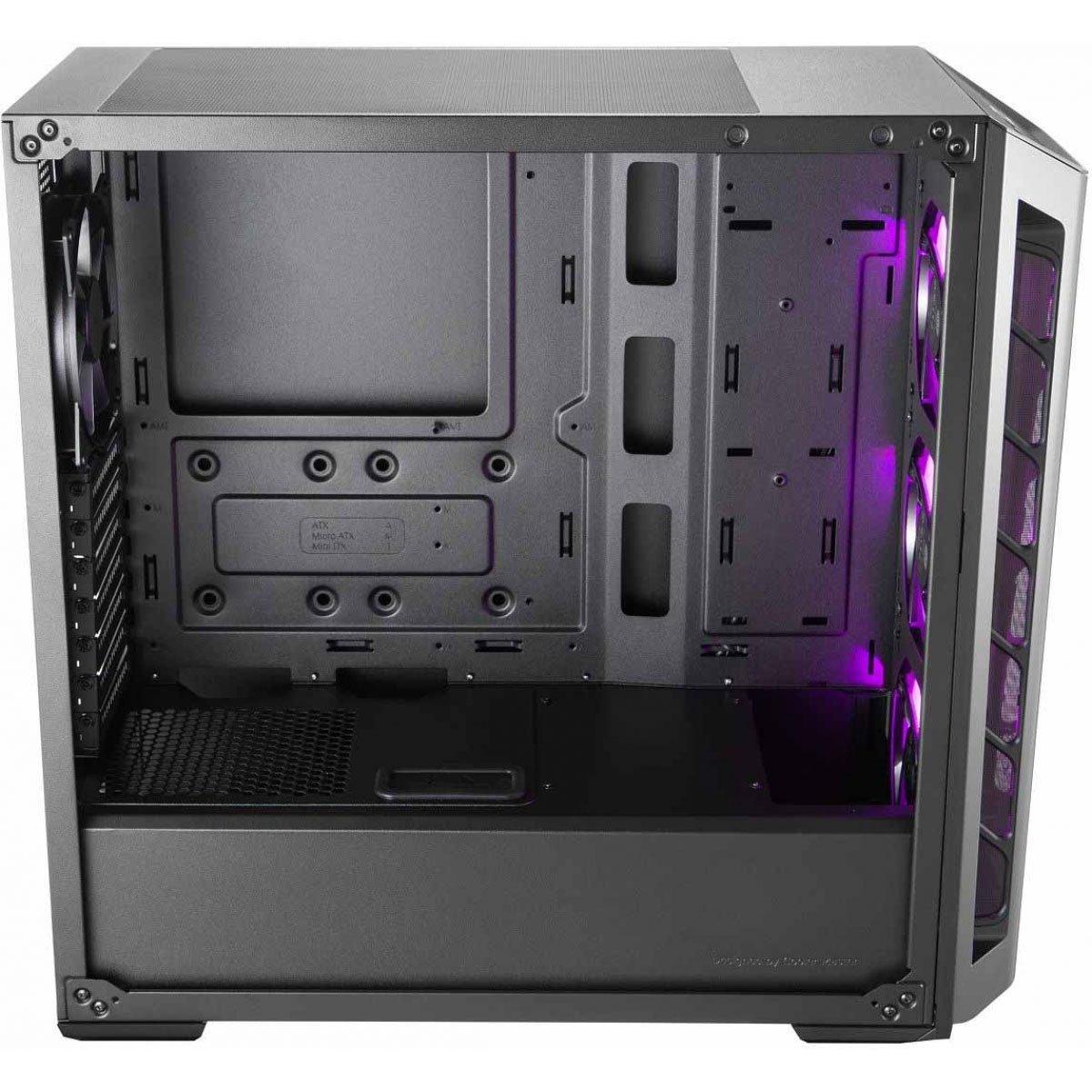 gabinete gamer cooler master masterbox mb520 argb 50946 2000 202814