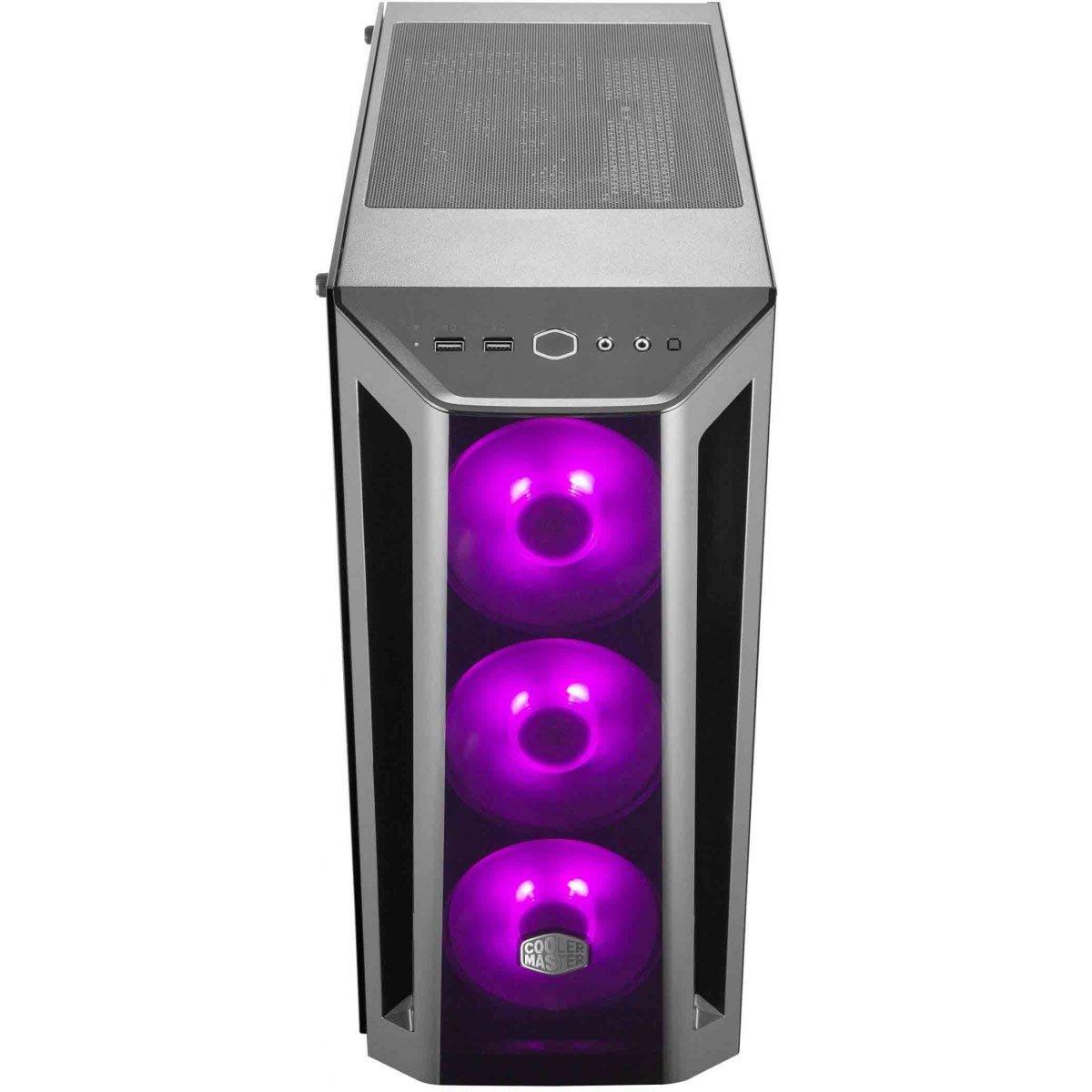 gabinete gamer cooler master masterbox mb520 argb 50946 2000 202816
