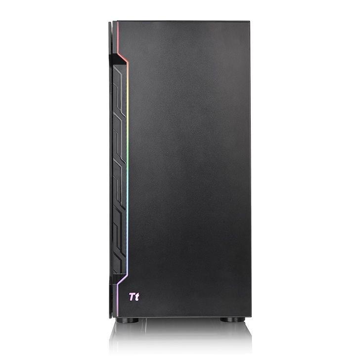 gabinete gamer thermaltake h200 tg rgb c fonte 600w 50947 2000 202825