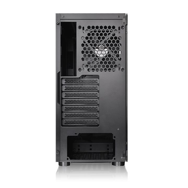 gabinete gamer thermaltake h200 tg rgb c fonte 600w 50947 2000 202829