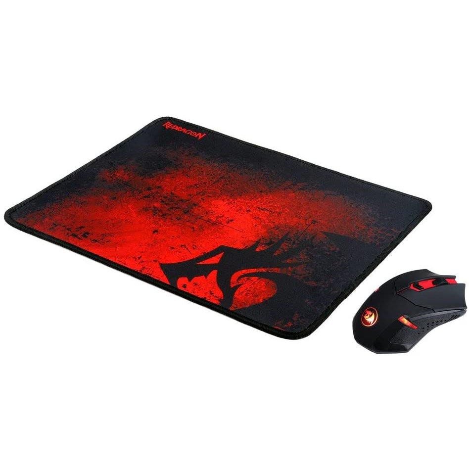 mouse usb gamer redragon m601 wl ba 2400dpi preto mouse pad 50957 2000 202867