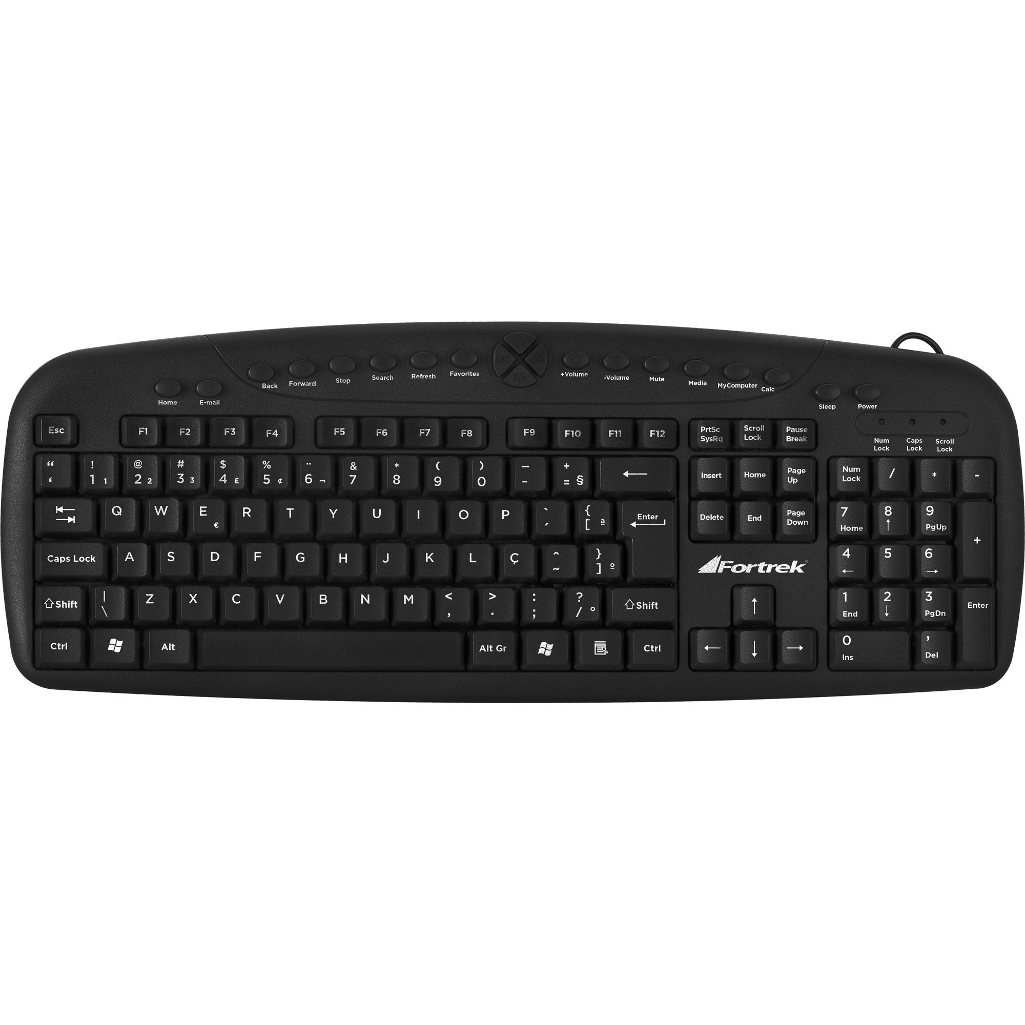 teclado usb multimidia resultados fortrek mkl 101 preto 45463 2000 193750 1