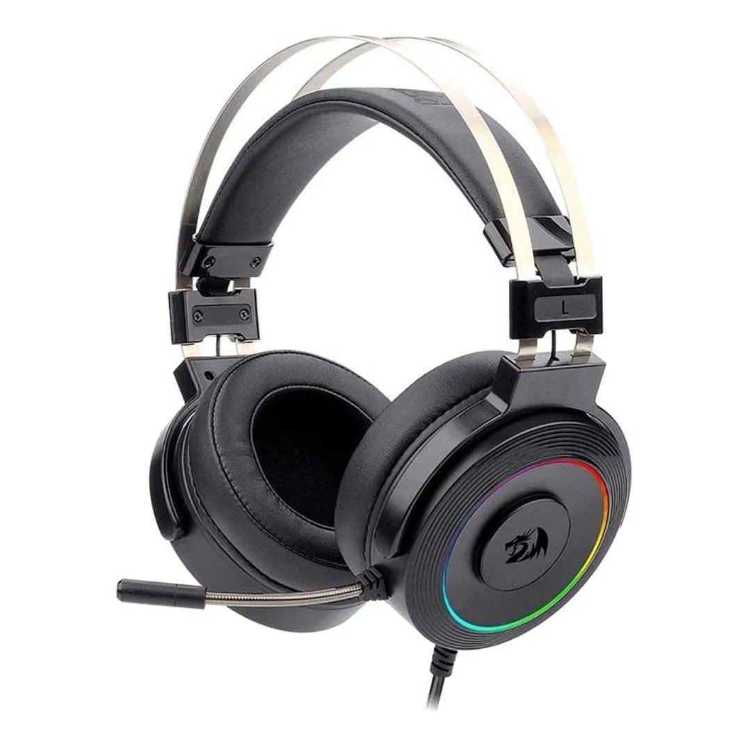 fone de ouvido com microfone gamer redragon usb lamia2 h320 rgb gaming preto 50979 2000 202962 3