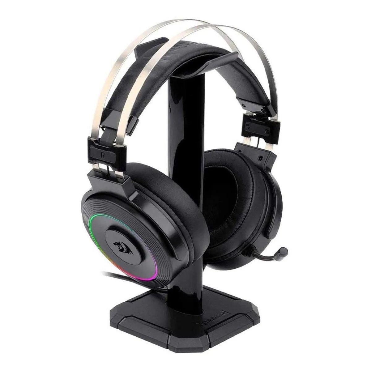 fone de ouvido com microfone gamer redragon usb lamia2 h320 rgb gaming preto 50979 2000 202963 3