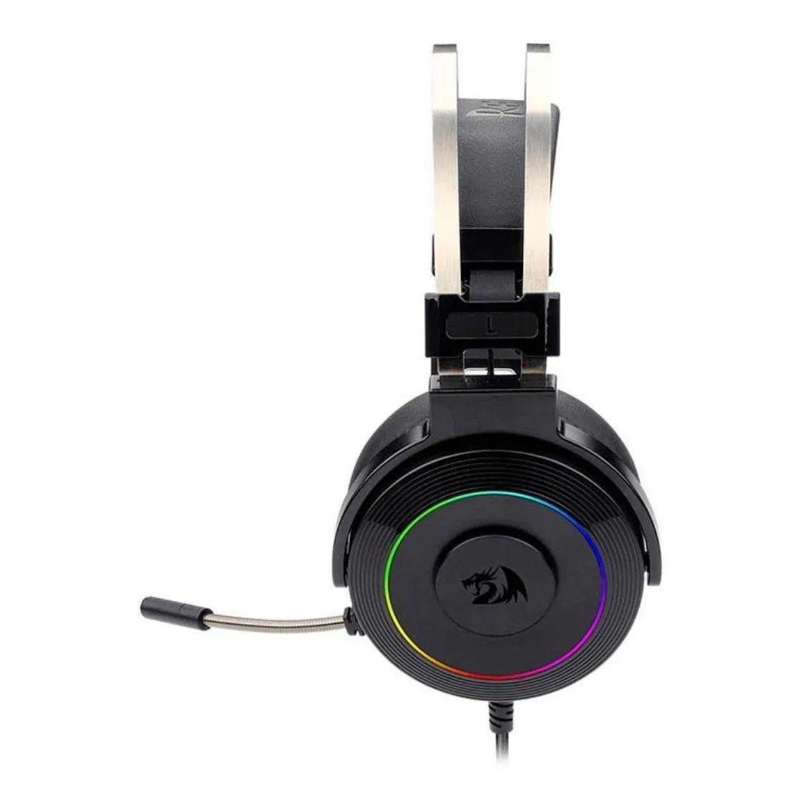 fone de ouvido com microfone gamer redragon usb lamia2 h320 rgb gaming preto 50979 2000 202964 3