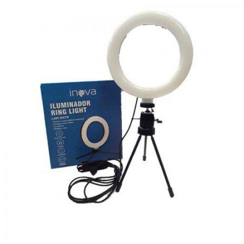 iluminador ring light inova lam 8593 50990 2000 203015 1