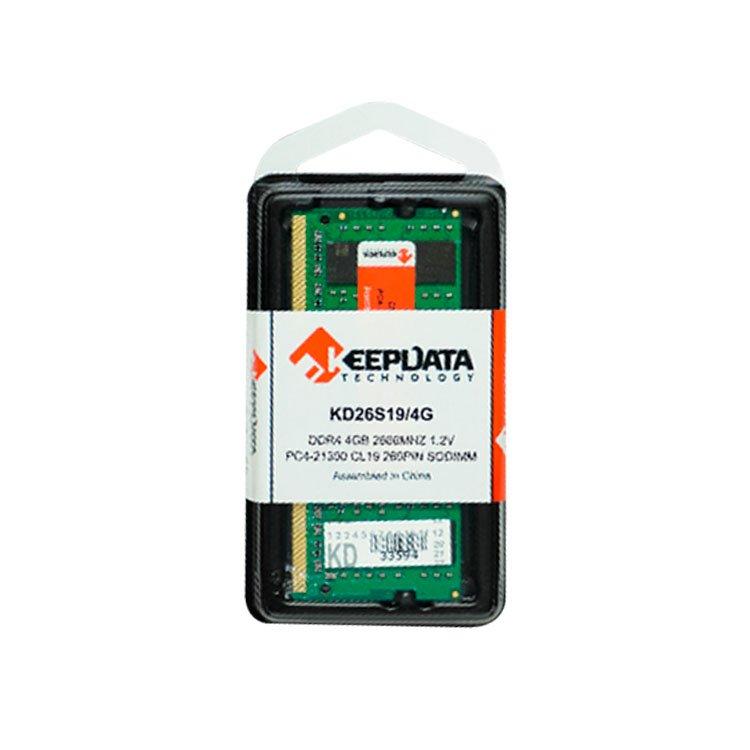 memoria notebook ddr4 16gb pc2666 keepdata keepdata kd26s19 16 51047 2000 203289