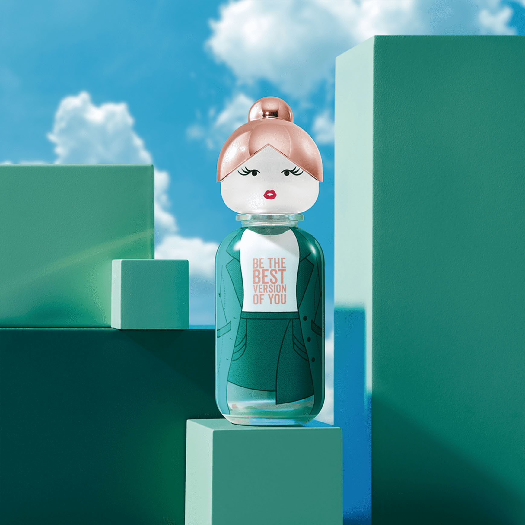 perfume benetton sisterland green jasmine feminino 80 ml 51066 2000 203193 3
