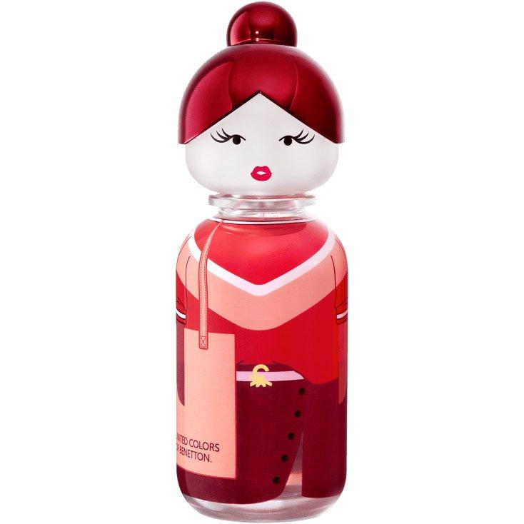 perfume benetton sisterland red rose feminino 80 ml 51065 2000 203198 4