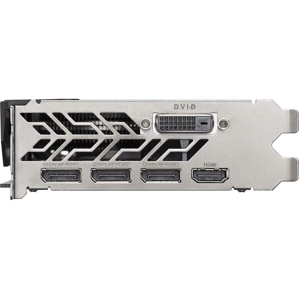 placa de video 4gb asrock rx 570 dual amd radeon phantom caming graphics card 2000mhz 256bit gddr6 dp dvi hdmi 51080 2000 203646