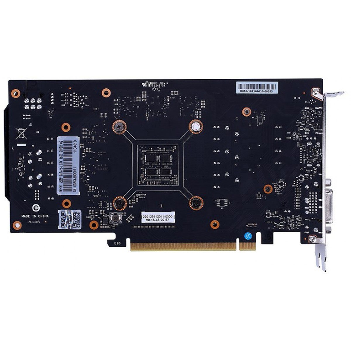 placa de video 4gb gtx1650 colorful super dual gf nvidia 1725mhz hdmi dvi disp gddr6 51081 2000 203449