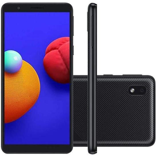 celular samsung a01 core sm a013m 16gb 1gb 2 chip preto 51142 2000 203346