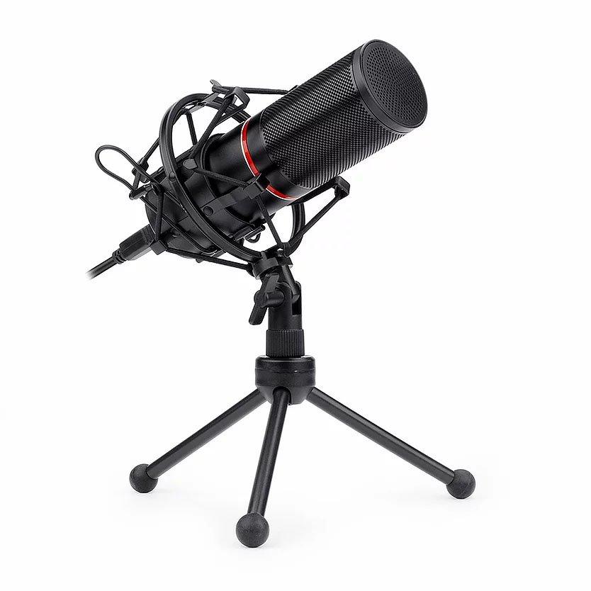 microfone gamer usb redragon blazar gm300 51150 2000 203364