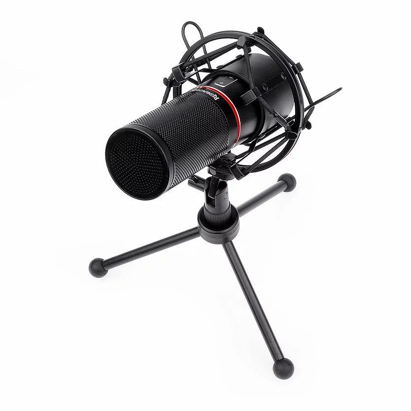 microfone gamer usb redragon blazar gm300 51150 2000 203367