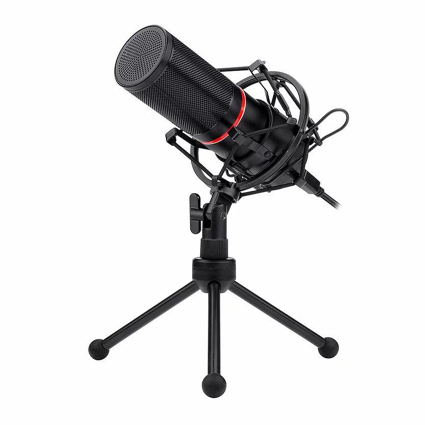microfone gamer usb redragon blazar gm300 51150 2000 203370