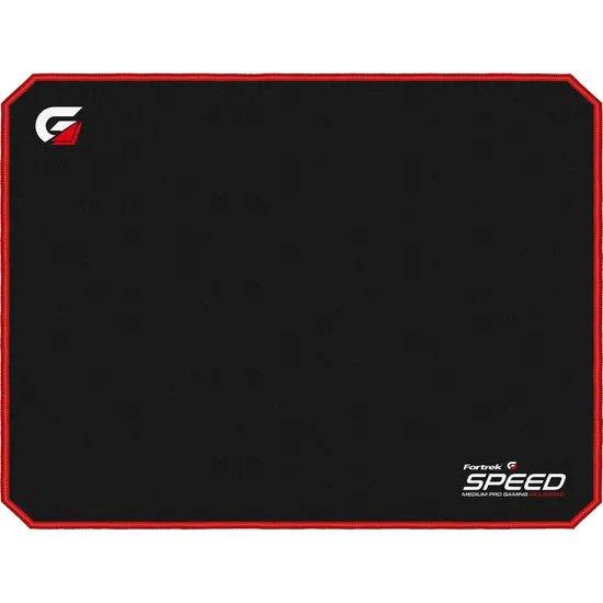 mouse pad gamer 320x240mm speed mpg101 vermelho fortrek 51127 2000 203899 2
