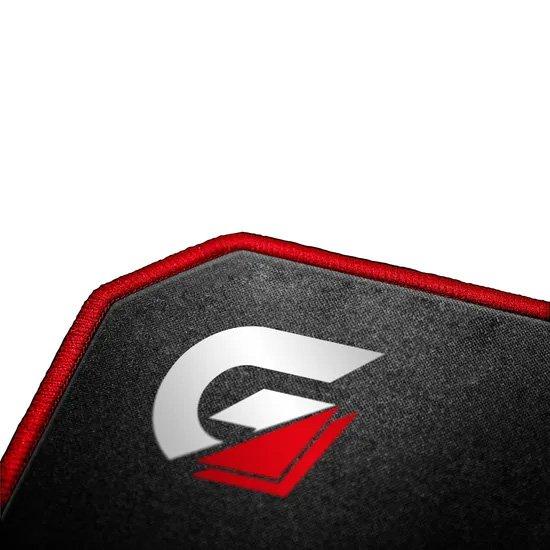 mouse pad gamer 320x240mm speed mpg101 vermelho fortrek 51127 2000 203902 2